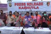 Puluhan Pelaku Karhutla Ditangkap, Termasuk Lahan di Tol Palindra
