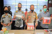 Tiga Pengedar Dibekuk, Polisi Temukan 3 Ons Sabu-Sabu