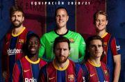 Foto Messi Masih Dipajang Barcelona untuk Kampanye Jersey Anyar 2020/2021