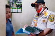 Satpol PP Kab Bogor Razia Panti Pijat, Perempuan Berdaster dan Baju Seksi Berhamburan