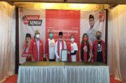 Dukung Muhamad-Saraswati, PSI Serahkan Ratusan Daftar Masalah di Tangsel