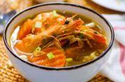 Resep Spesial Hari Ini: Sup Udang Pedas