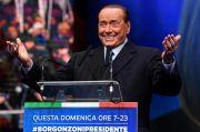 Mantan Perdana Menteri Italia Berlusconi Dites Positif Virus Corona