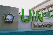 Rektor UIN Sumut Ditetapkan Tersangka Terkait Proyek Pembangunan Gedung Kuliah