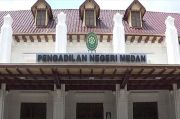 Ketua PN Terpapar COVID-19, Pengadilan Negeri Medan Ditutup