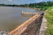 Terkendala Cuaca, Perbaikan Longsor di Jalintim Betung-Muara Beliti Dikebut