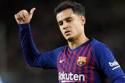 Usai Berkhianat, Coutinho Ikut Latihan Pramusim Barcelona