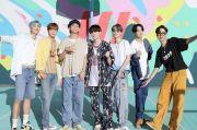 BTS Tampil Penuh Warna di Press Play Grammy Awards