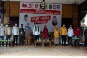 12 Parpol Koalisi Deklarasi Usung Pradi-Afifa di Pilkada Kota Depok