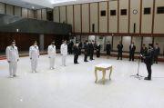 Anies Lantik Wali Kota Jakbar dan Bupati Kepulauan Seribu, Dituntut Bergerak Cepat Atasi Covid-19