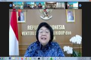Menteri Siti Nurbaya Ingatkan Pentingnya Kebijakan Water Balance