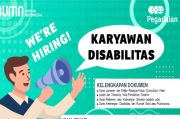 Lewat Website Resmi, Pegadaian Buka Rekrutmen Penyandang Disabilitas