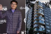 Karena Sengketa, Dua Apartemen Jackie Chan Dilelang Paksa