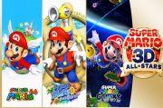 HUT ke-35 Super Mario Bros, Nintendo Rilis Super Mario 3D All-Stars