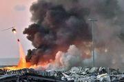 Tentara Lebanon Temukan 4,35 Ton Amonium Nitrat Dekat Lokasi Ledakan Beirut
