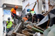 30 Hari Ledakan Beirut, Pencarian Korban Selamat Masih Dilakukan