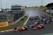 Formula One, Hamilton Bosan Tanpa Balapan Ketat
