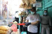 Pastikan Pencegahan COVID-19, Moeldoko Blusukan ke Pasar Tangguh