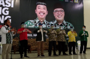 Pandemi COVID-19, Hafidz-Hanies Pakai Jurus Deklarasi Virtual di Pilkada Rembang