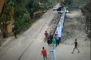 Melintas di Jalan Perusahaan, Kendaraan Warga Ditembaki Oknum Keamanan