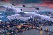 Vertical Aerospace Kembangkan Pesawat Tanpa Emisi Berteknologi Formula 1