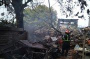 Gudang Limbah RSUD Kabupaten Bekasi Terbakar, Pasien Panik Berhamburan