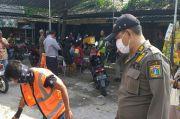 Tidak Pakai Masker, Puluhan Warga Warakas Terjaring Operasi TibMask