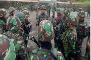 Pasukan Gabungan TNI Buru Pimpinan OPM