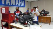 Service Motor di Bengkel Resmi Yamaha Bagikan Paket Sehat dan Hadiah