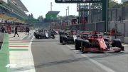 Ferrari Melempem di Monza, Hamilton Pole Position
