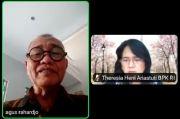Diskusi Daring IKA FH Unpad: Pengadaan Barang-Jasa saat Pandemi Jangan Dikorupsi