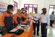 Diusung Perindo, Radiapo - Zony Daftar ke KPUD Simalungun