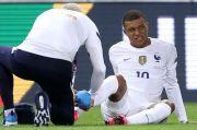 Demi Kemenangan Prancis, Mbappe Rela Korbankan Rasa Sakit