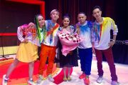 Close Friends Ingin Jadi Grup Band Fashion Iconic