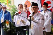 Resmi Maju di Pilgub Kalteng, Ben-Ujang Siap Mengabdi untuk Masyarakat