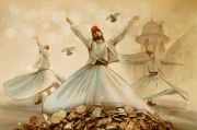 Rumi: Kitab Sang Sufi Bukanlah Huruf-Huruf yang Kelam
