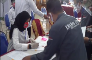Baru Mendaftar ke KPU, Wabub Banyuwangi Sindir Istri Bupati