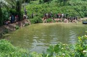 Dua Bocah Perempuan Ditemukan Tewas Tenggelam di Kolam Kebun Sawit
