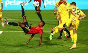 Gol Perdana Ansu Fati Warnai Kemenangan Spanyol atas Ukraina