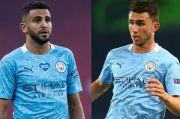 Persiapan Man City Diganggu Covid-19, Mahrez dan Laporte Positif
