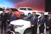 Mitsubishi Outlander PHEV Masuk Pasar Filipina