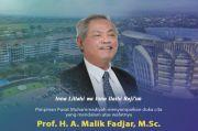 Malik Fadjar Meninggal, Menko PMK: Beliau Senior dan Mentor Saya