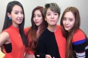 F(X) Merayakan 11 Tahun di Industri Musik Kpop