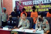 Tiga Perampas Ponsel Dibekuk, Kerap Beraksi di Jakarta Barat dan Tangerang