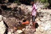 Warga Sumba Gempar, Ada Semburan Air dan Lumpur Mudah Terbakar