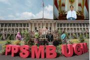 Jokowi Berikan Wejangan kepada Mahasiswa UGM yang Ingin Sukses