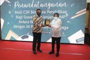 13 Ribu Siswa SMP di Surabaya Dapat Beasiswa hingga Lulus