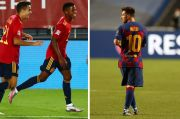 Fati Siap Gantikan Messi?
