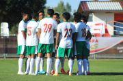 Susunan Pemain Kroasia U-19 vs Indonesia: Shin Tae-yong Duetkan Saddam-Irfan