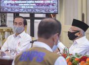 Terjadi Lagi, Jokowi Kembali Hampir Lupa Menyapa Maruf Amin